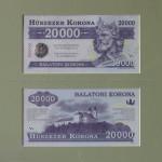 balatoni korona 20000